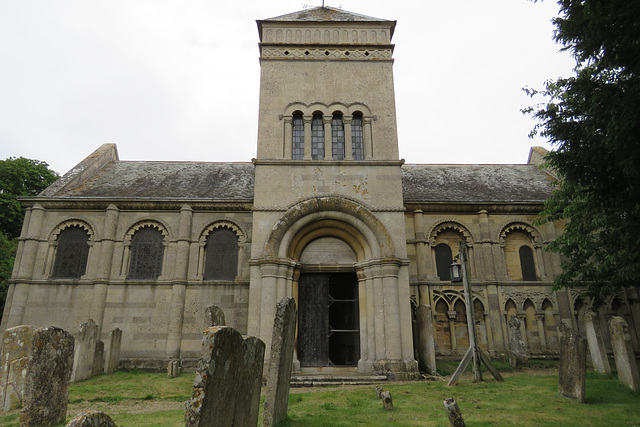 tickencote church, rutland