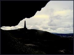 Basset Memorial, Carn Brae.