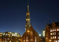 Hauptkirche  St. Katharinen / Hamburg
