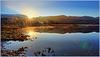 Llyn Dinas Sunrise