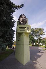 Denkmal für Wera Charuschaja