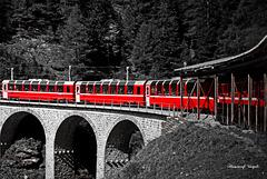 Bernina Bergbahn