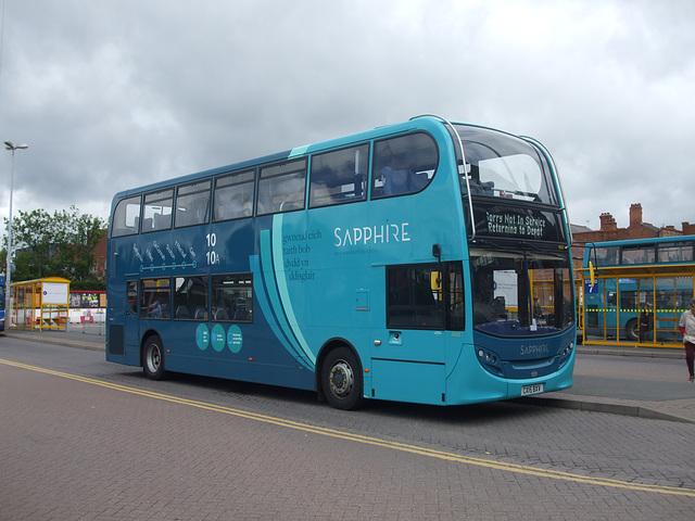 DSCF9697 Arriva Cymru CX15 BXV