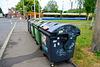 Leipzig 2015 – Orderly German bins