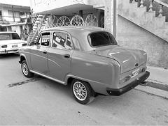 Immatriculé MDP 732 (Cuba)