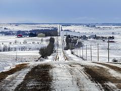 The joy of winter roads