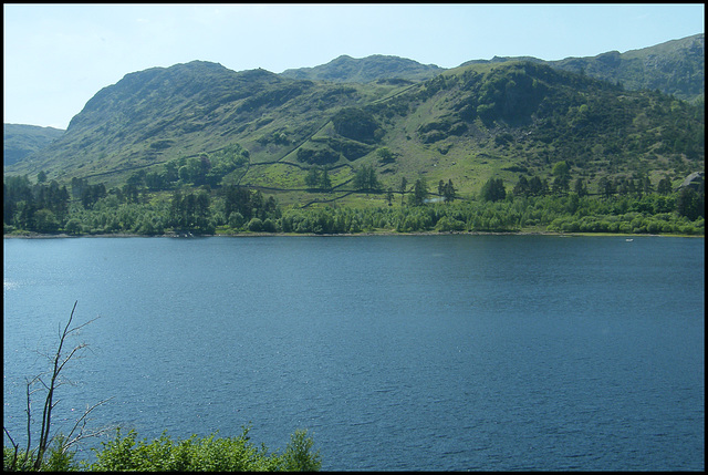 Thirlmere crags