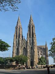 IMG 9078bc Mysore St. Philomena's Cathedral Basilica