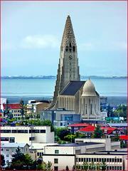 Cattedrale di Cristo Re - Reykjavik - (555)