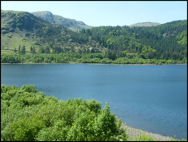 Thirlmere and Bell Crags