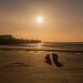 Sunset at New Brightonsx4