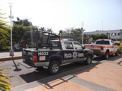 Police municipale et protection civile