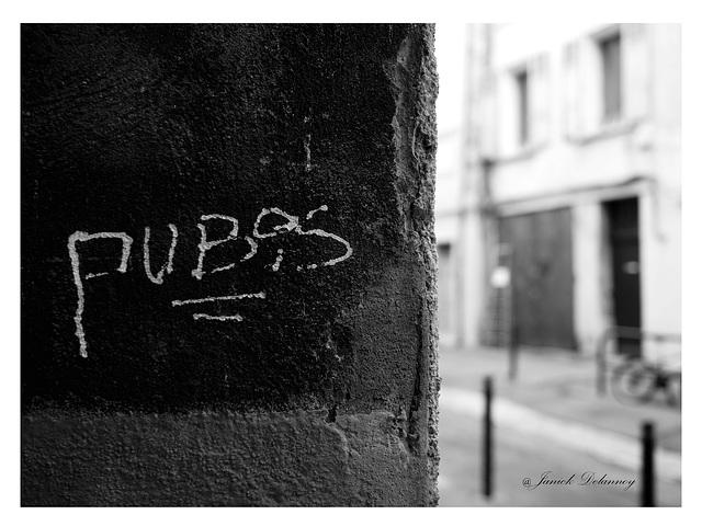 Pubos - Grafff
