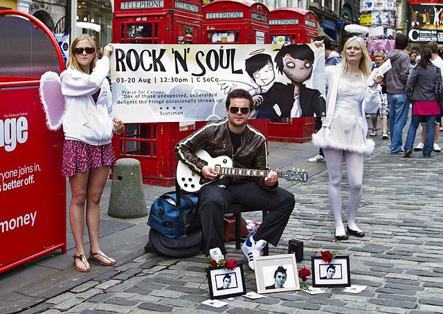 Edinburgh Fringe, 2011