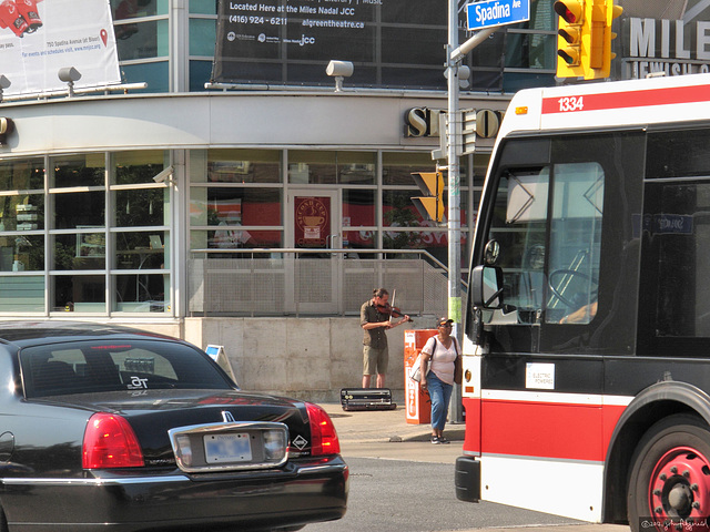 Spadina & Bloor, Toronto