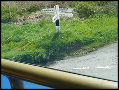 diddy signpost