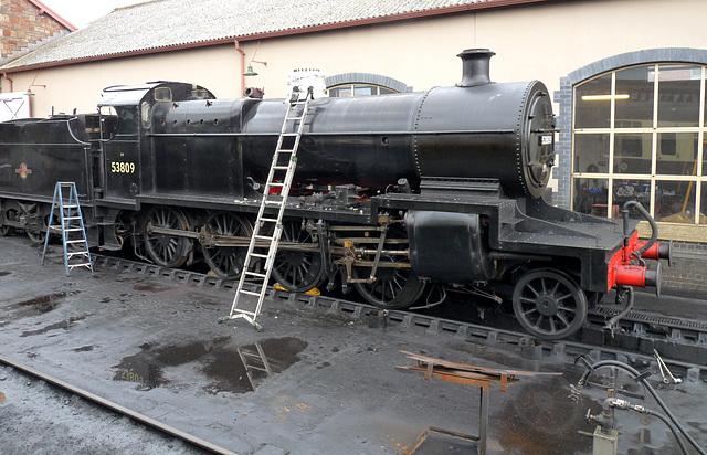 Class 7F 2-8-0 #53809