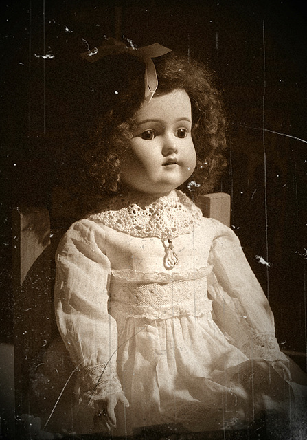 Old Doll From Old Times