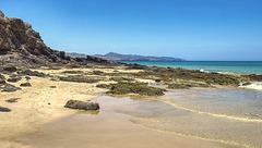 Costa Calma. Fuerteventura. Canarias.