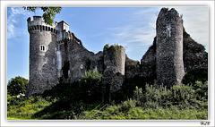 Château de Robert le Diable à Moulineaux