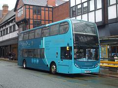 DSCF9610 Arriva Cymru J300 ABW (CX58 FZP)