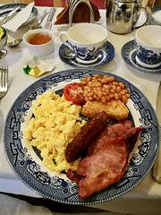 London 2018 – English breakfast