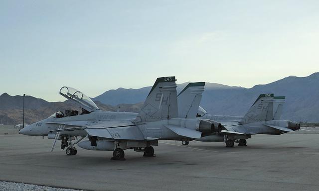 SH-243 and SH-252 at Palm Springs (1) - 22 November 2019