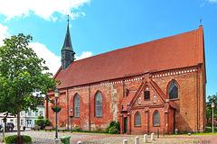 Krakow, Stadtkirche