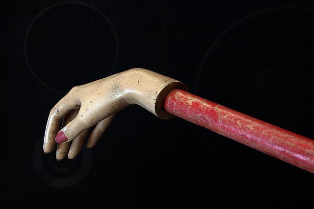 Coronavirus . Contact à distance - La main de ma soeur est disponible , suite au départ précipité du zouave , cause mycose génitale ..
