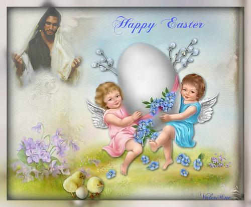 Pour un beau dimanche de Pâques !