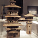Han Dynasty Architectural Models in the Metropolitan Museum of Art, July 2017