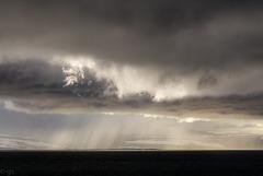 Big sky over Ísafjarðardjúp