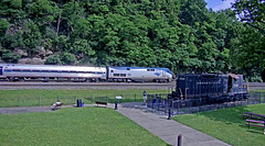 Webcam: Horseshoe Curve, Altoona (PA)