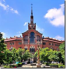 Hospital de St. Pau - BCN