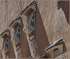 Detail Palace in Taroundannt