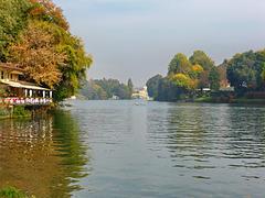 Il parco del Valentino a Torino