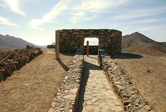 """The Gate to the World"" -Aussichtspunkt Los Mojones"