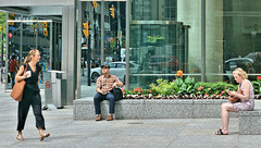 King & University, Toronto