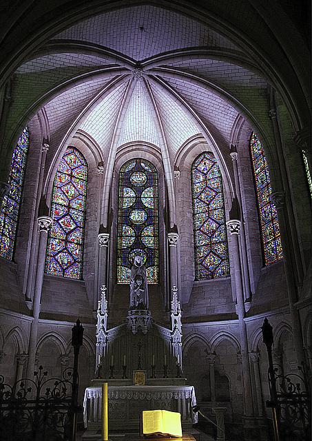 Chapelle latérale