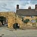 Roman .. 'Newport arch' ..City of Lincoln.