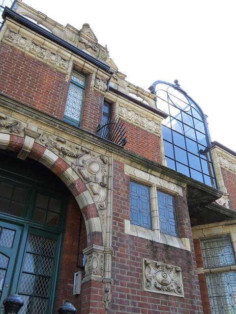 st pauls artists studios, talgarth rd, barons court, london