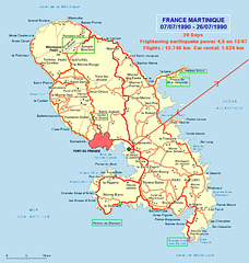 199007 France Martinique 2 Map