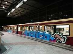 S-Bahn Friedrichstraße Berlin