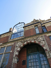 st pauls artists studios, talgarth rd, barons court, london