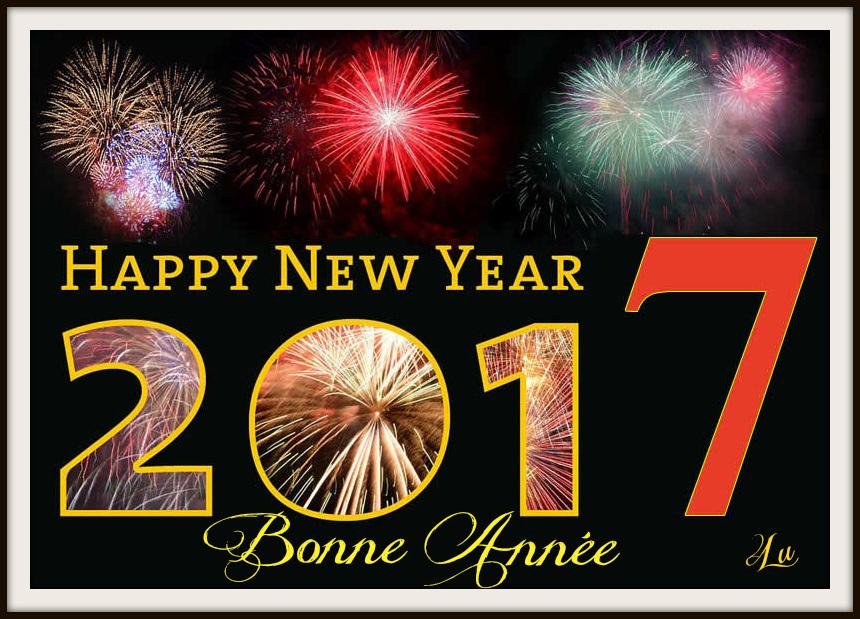 ** Bonne Année 2017 **