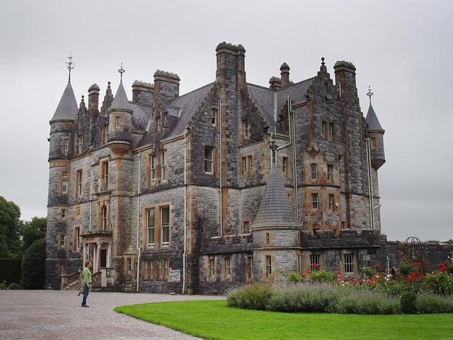 ¤ Blarney Castle House and Blarney Garden   IRELAND