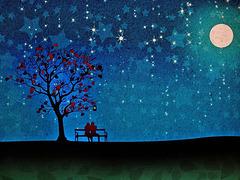 """""""Il est grand temps de rallumer les étoiles"""" Guillaume Apollinaire ..."""