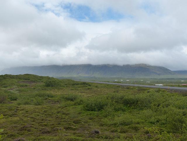 A View from Kerið (1) - 18 June 2017
