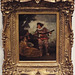 The Ogling Man by Watteau in the Virginia Museum of Fine Arts, June 2018