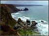 North Cliffs, Basset Cove and Crane Islands, Cornwall